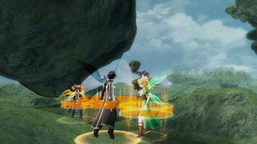 Sword Art Online Lost Song Screenshot 22