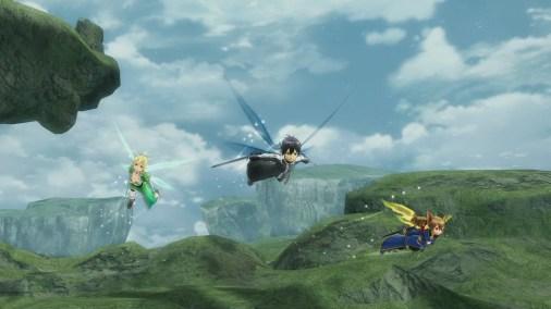 Sword Art Online Lost Song Screenshot 29