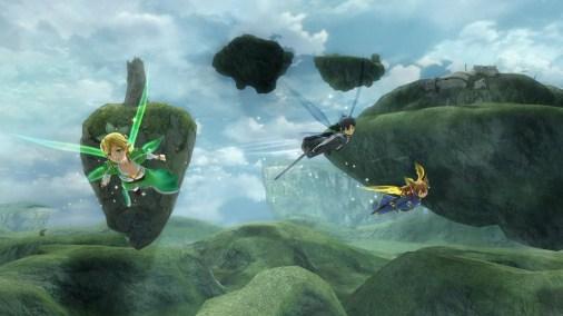 Sword Art Online Lost Song Screenshot 36