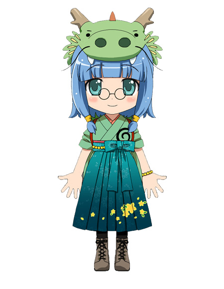 Etotama-Character-Design-Dora-tan-Pretty-2