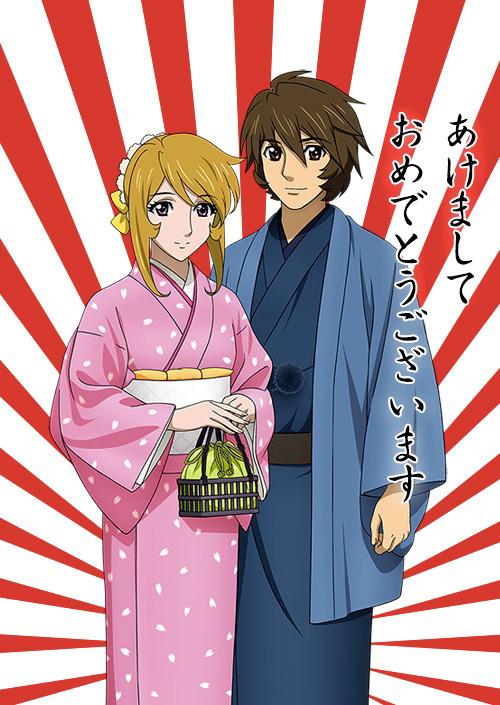 2015-Anime-Happy-New-Year-Space-Battleship-Yamato-2199-1