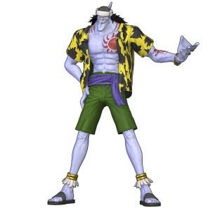 One-Piece-Pirate-Warriors-3-Character-Model-Arlong