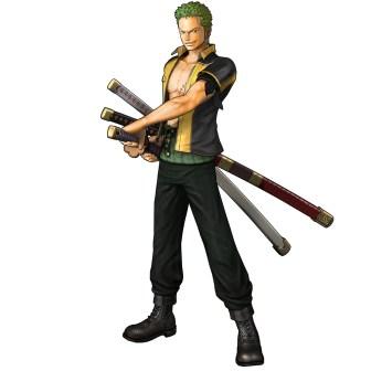 One-Piece-Pirate-Warriors-3-Character-Model-Zoro 2