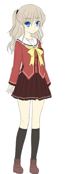 Charlotte-Anime-Character-Design-Nao-Tomori
