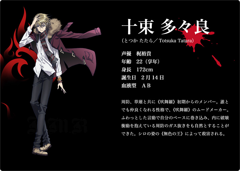 K Anime Characters Season 2 : K anime season titled return of kings visual cast