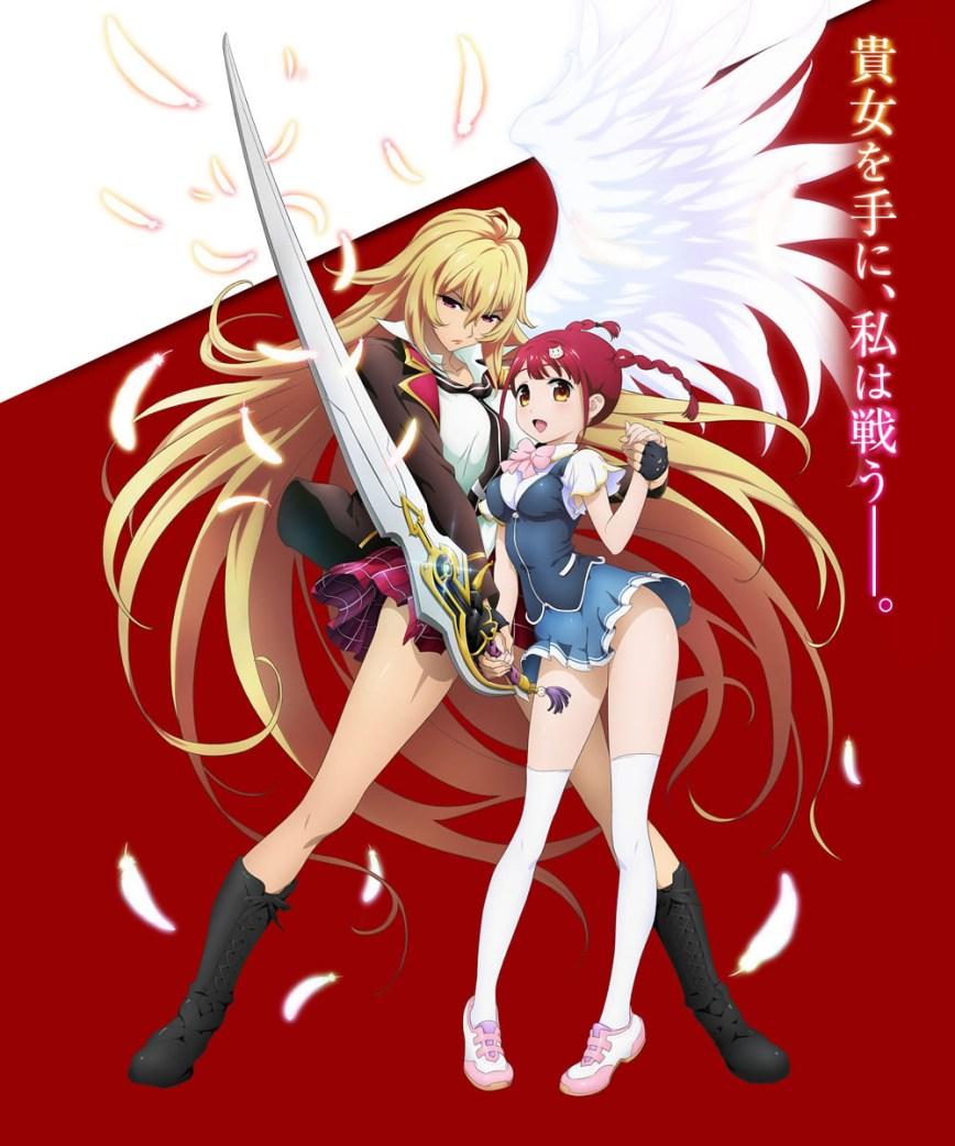 Valkyrie-Drive-Mermaid-Anime-Visual