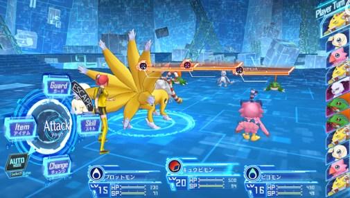 Digimon Story Cyber Sleuth Screenshot 32