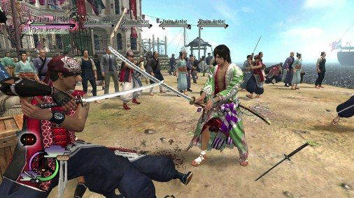 Way of the Samurai 4 Steam Screenshot 13