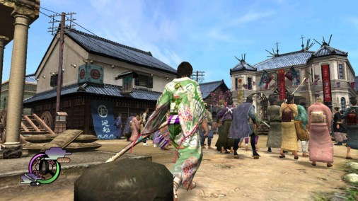 Way of the Samurai 4 Steam Screenshot 17