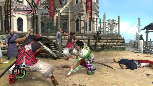 Way of the Samurai 4 Steam Screenshot 2