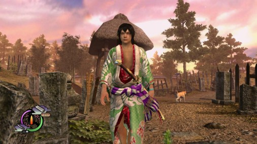 Way of the Samurai 4 Steam Screenshot 7