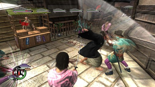 Way of the Samurai 4 Steam Screenshot 9