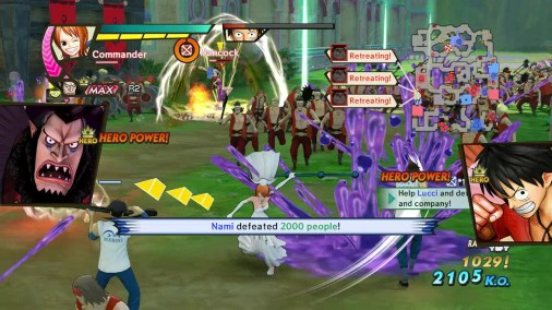 One Piece Pirate Warriors 3 Launch Screenshot 14