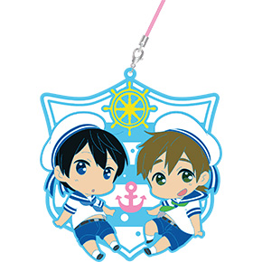 Kyoto-Animation-&-Animation-Do-Fan-Event-Badge-Free-Rubber-Coaster-Strap