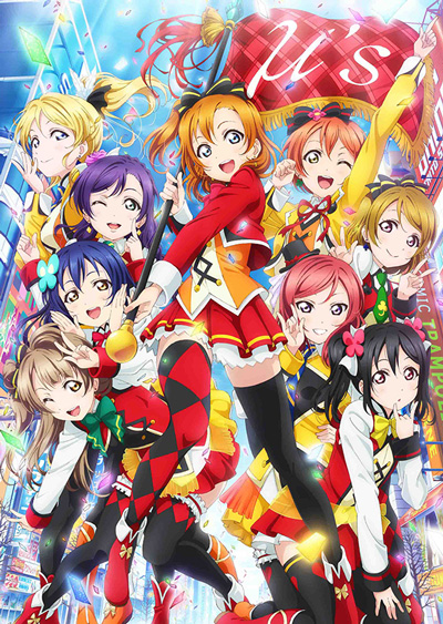 Love-Live!-The-School-Idol-Movie-Blu-ray-Bonus-Tower-Records