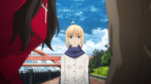 Fate Stay Night Sunny Day Preview Image 28