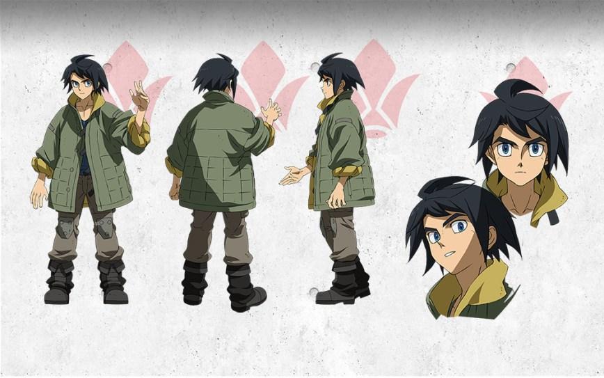 Mobile-Suit-Gundam-Tekketsu-no-Orphans-Character-Designs-Mikazuki-Augus