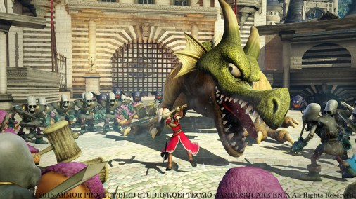 Dragon Quest Heroes PC Screenshots 03