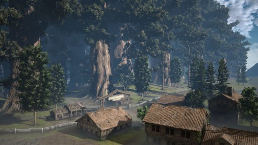 Koei Tecmo Attack on Titan Environment Screenshots 05