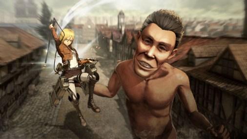 Koei Tecmo Attack on Titan Nov Screenshots 02