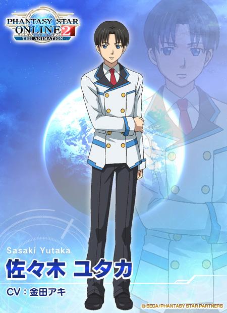 Phantasy-Star-Online-2-The-Animation-Character-Designs-Yutaka-Sasaki