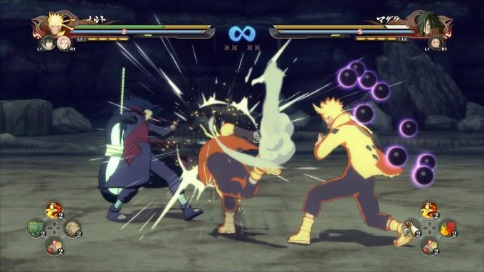 Naruto Shippuden Ultimate Ninja Storm 4 Gameplay Pc   Legacy