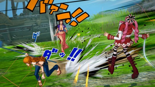 One Piece Burning Blood Screenshots 55