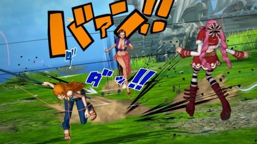 One Piece Burning Blood Screenshots 56