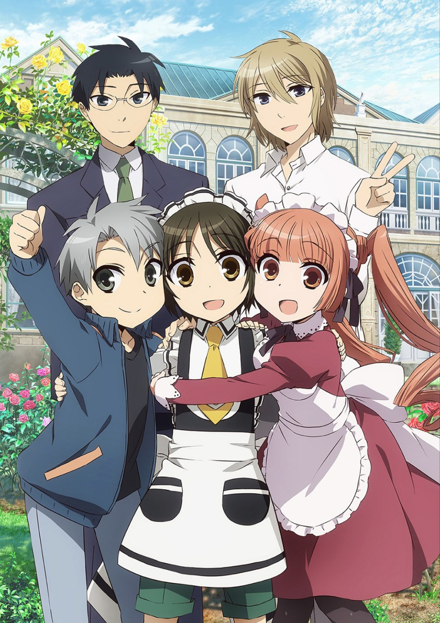 Shounen-Maid-Anime-Visual