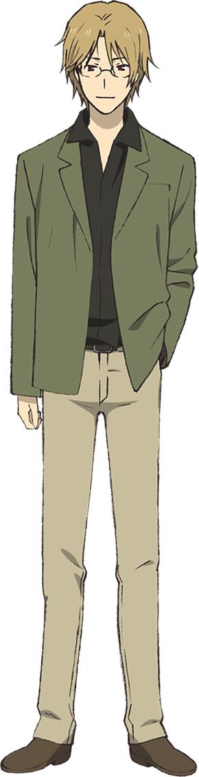 Natsume-Yuujinchou-Anime-Character-Designs-Shuuichi-Natori