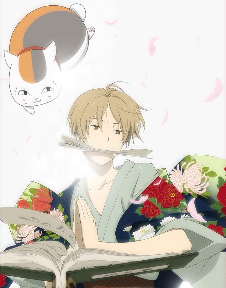 Natsume-Yuujinchou-S4-Anime-Visual