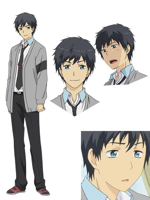 ReLife-Anime-Character-Designs-Arata-Kaizaki