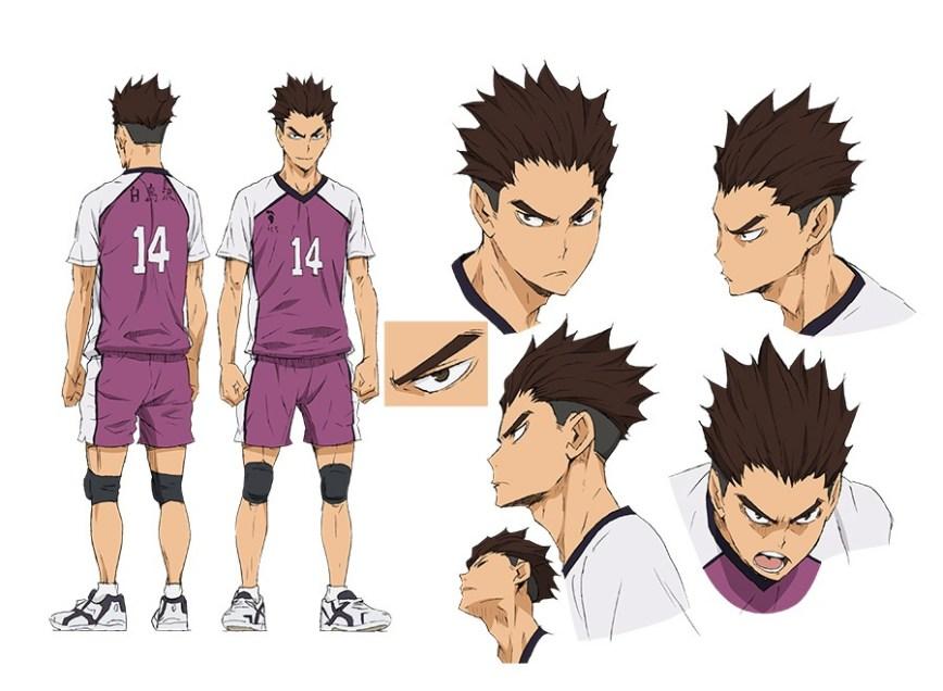 Haikyuu-Karasuno-Koukou-VS-Shiratorizawa-Gakuen-Koukou-Character-Designs-Hayato-Yamagata