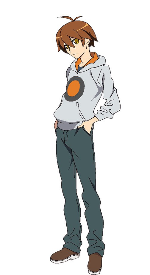 Kubikiri-Cycle-Aoiro-Savant-to-Zaregototsukai-Character-Design-Boku