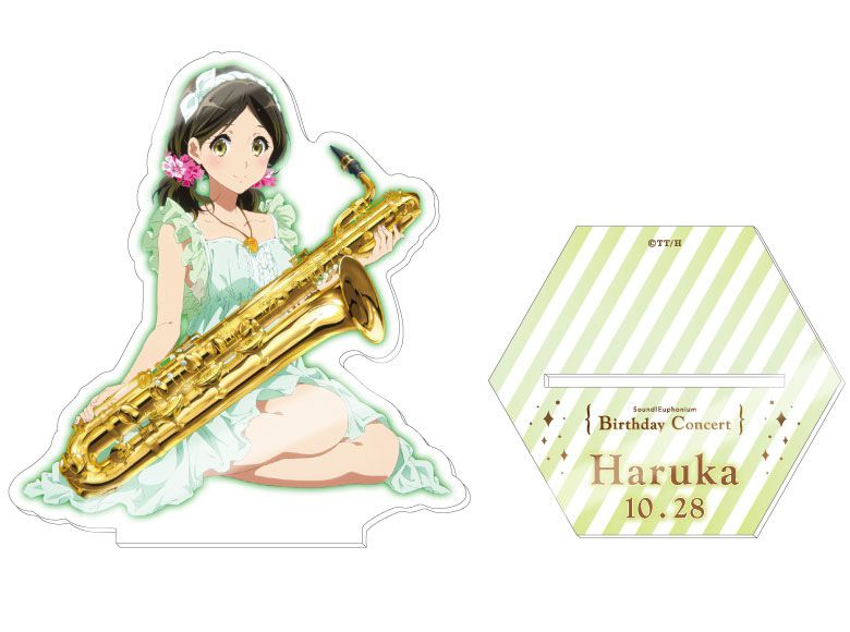 Hibike!-Euphonium-Birthday-Concert-Haruka-Ogasawara-Acrylic-Stand