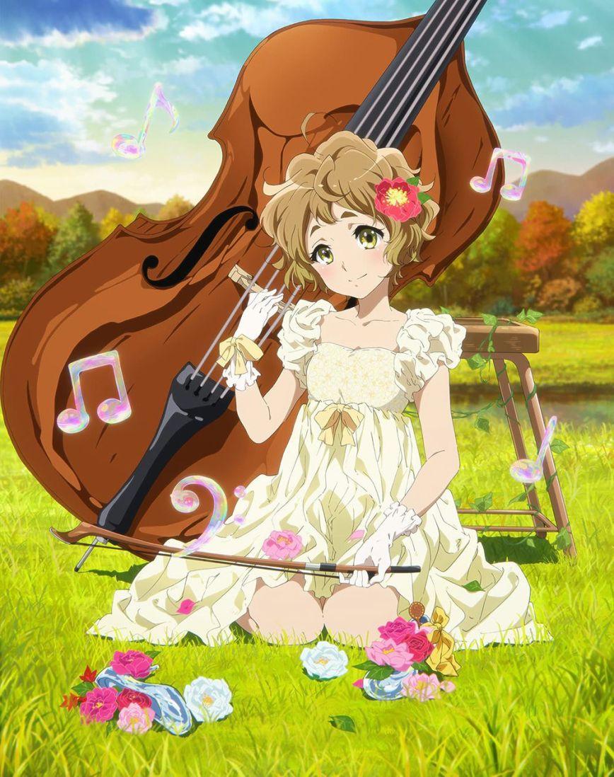 Hibike!-Euphonium-Birthday-Concert-Sapphire-Kawashima-Visual