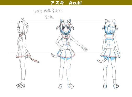 Nekopara-OVA-Character-Designs-Azuki