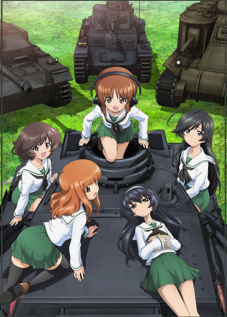 Girls-und-Panzer-Anime-Visual
