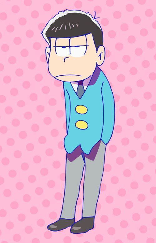 Osomatsu-san-Character-Designs-Ichimatsu-Matsuno