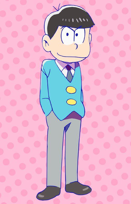 Osomatsu-san-Character-Designs-Karamatsu-Matsuno