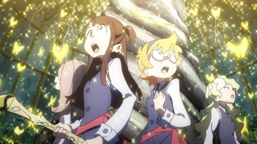 Little Witch Academia- The Witch of Time and the Seven Wonders Screenshots 02