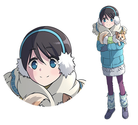 Yuru-Camp-Anime-Character-Designs-Ena-Saitou