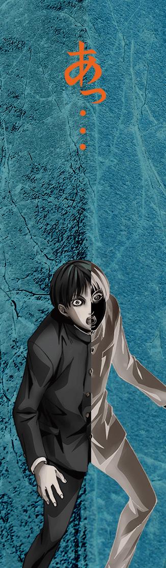 Junji-Ito-Collection-Character-Visual-Oshikiri