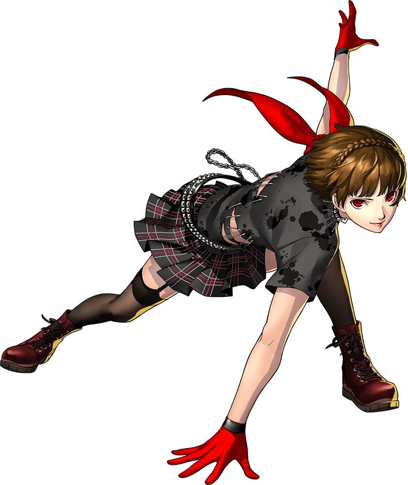Persona 3 Dancing Moon Night & Persona 5 Dancing Star ...
