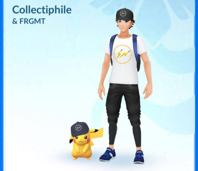 Hiroshi Fujiwara Pokémon Go