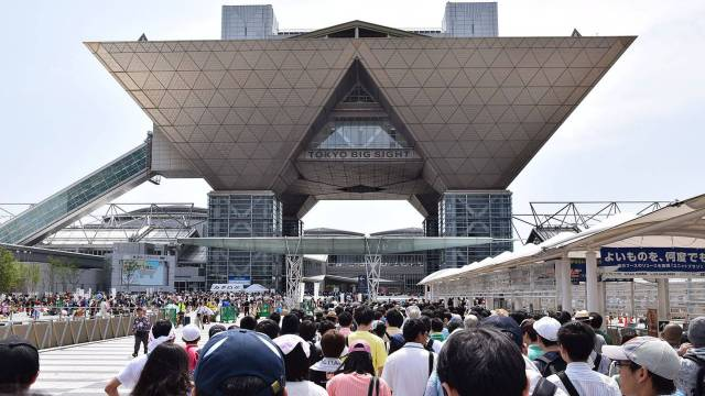 Comiket 2019 Changes