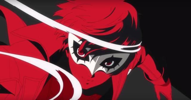 Persona 5's Joker Joins Super Smash Bros. Ultimate Roster as DLC