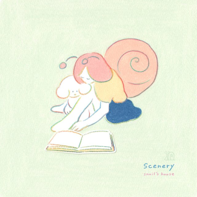 Snail's House Gets Emotional With Latest 'scenery' Album