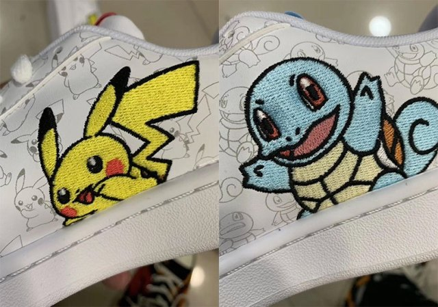 Pokémon x Adidas Collaborative Campus Sneakers on the Horizon