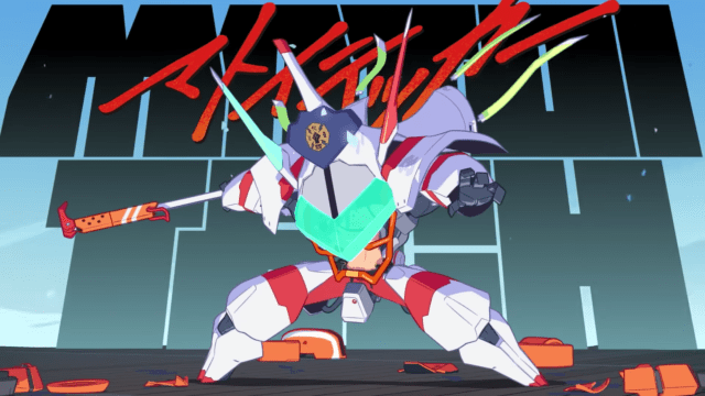 Studio TRIGGER's Latest Promare PV is the Film's Most Intense Yet